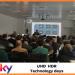 I Technology Days su UHD-HDR