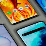 Smartphone, Huawei supera Apple