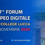 Forum Europeo Tv 2020 rimandato a novembre