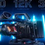 La nuova cinepresa digitale Blackmagic Design è una 12k