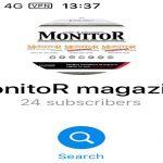 Il canale Telegram di MonitoR magazine