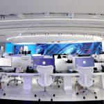 Lawo VSM controlla gli studi di Al Arabiya TV News a Dubai