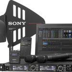 I radiomicrofoni digitali Sony presentati all'evento di Leading Technologies