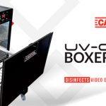 E' certificato: Cartoni UV-C Boxer sconfigge il Covid